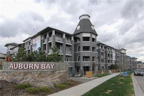 Main Photo: 126 25 Auburn Meadows Avenue SE in Calgary: Auburn Bay Apartment for sale : MLS®# c4136122
