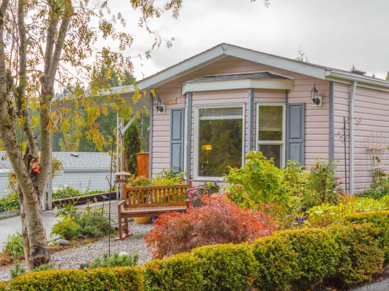 Main Photo: 1042 Collier Cres in NANAIMO: Na South Nanaimo Manufactured Home for sale (Nanaimo)  : MLS®# 772975