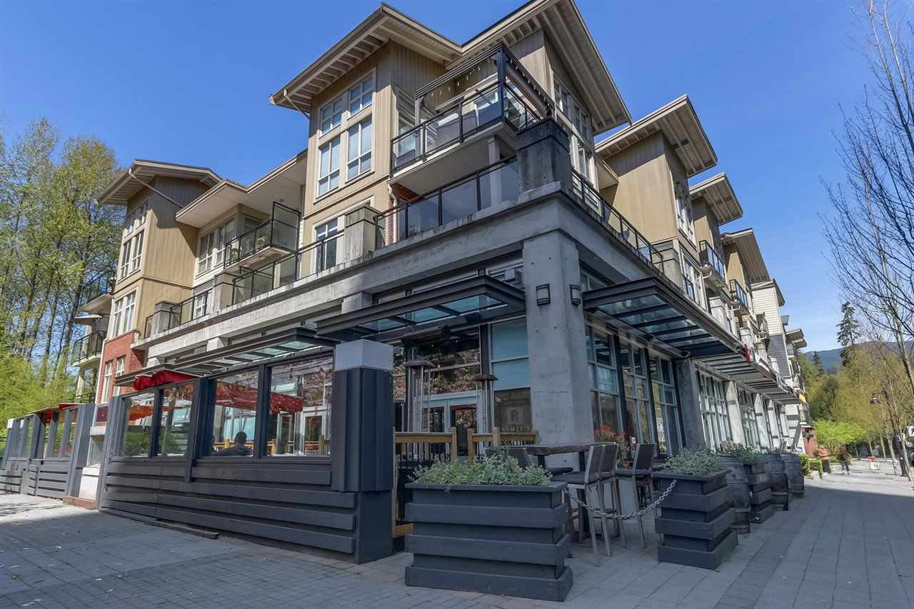Main Photo: 321 101 MORRISSEY Road in Port Moody: Port Moody Centre Condo for sale : MLS®# R2262238