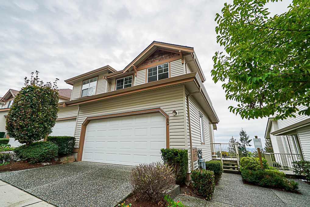 "Main Photo: 62 35287 OLD YALE Road in Abbotsford: Abbotsford East Townhouse for sale in ""THE FALLS At eagle mountain"" : MLS®# R2313185"