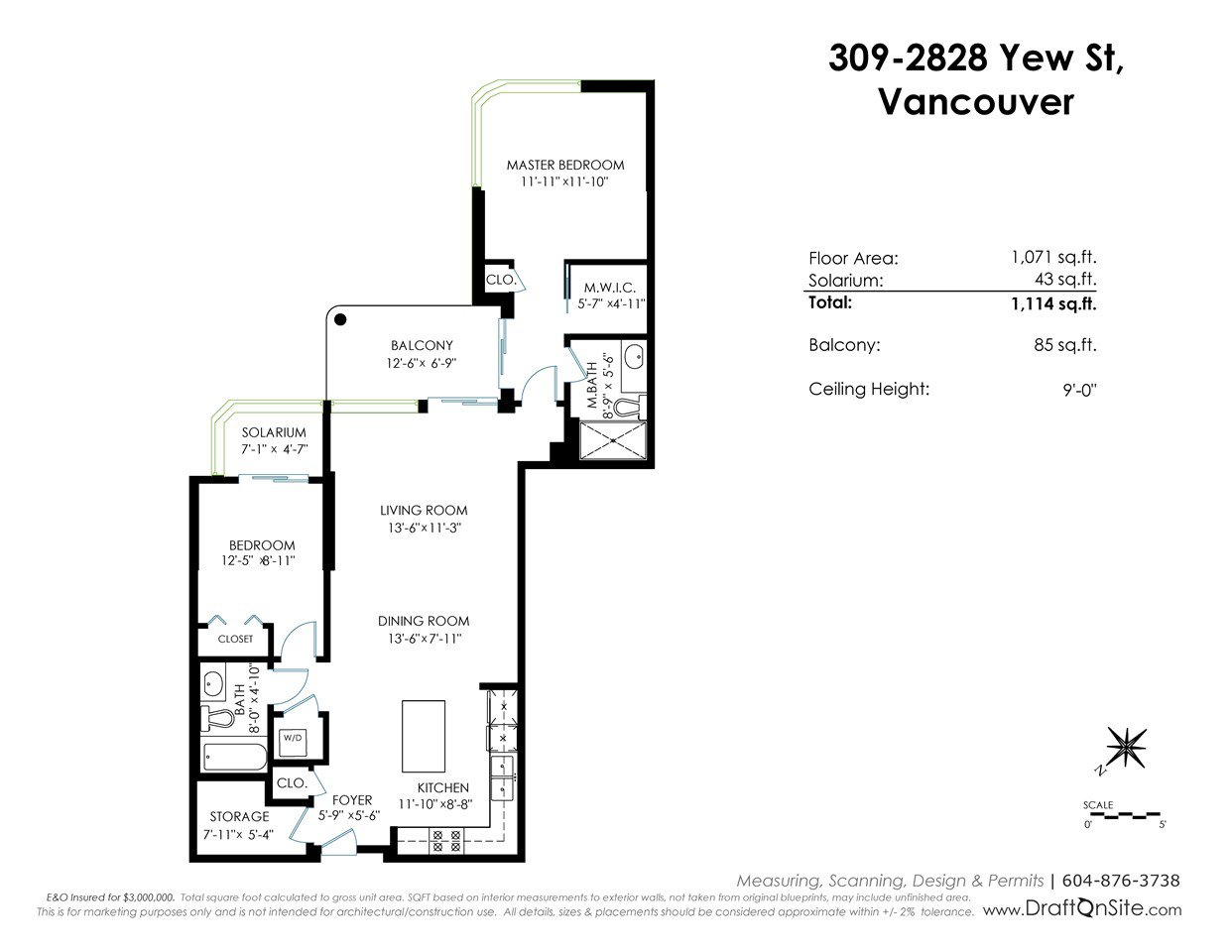 "Photo 20: Photos: 309 2828 YEW Street in Vancouver: Kitsilano Condo for sale in ""Bel-Air"" (Vancouver West)  : MLS®# R2341848"