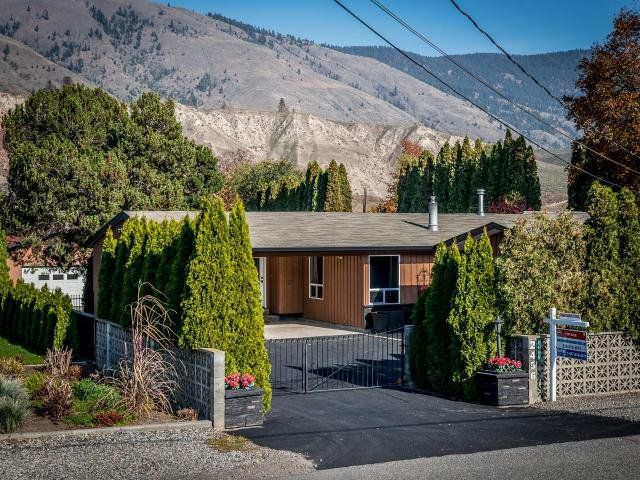 Main Photo: 2456 THOMPSON DRIVE in Kamloops: Valleyview House for sale : MLS®# 150100