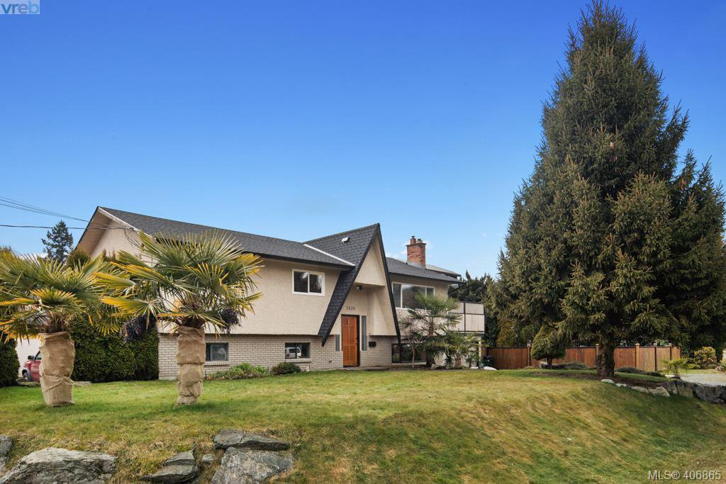 Main Photo: 2826 Santana Drive in VICTORIA: La Goldstream Single Family Detached for sale (Langford)  : MLS®# 406865
