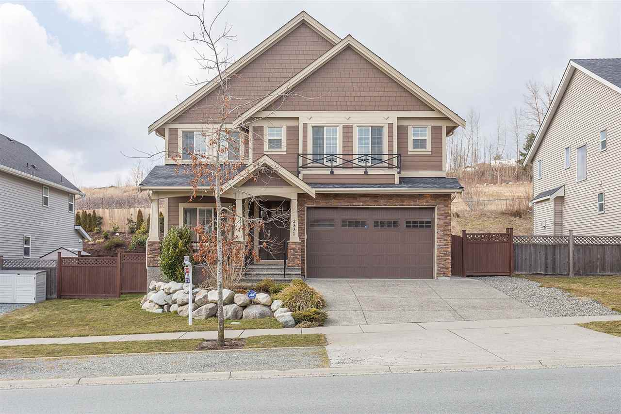 "Main Photo: 2331 CHARDONNAY Lane in Abbotsford: Aberdeen House for sale in ""PEPIN BROOK ESTATES & WINERY"" : MLS®# R2365702"