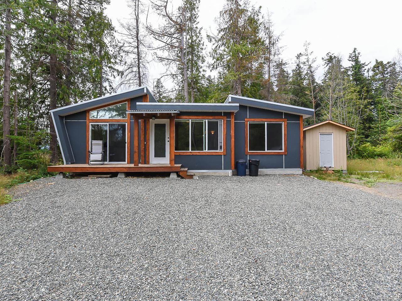 Main Photo: 1287 KYE BAY ROAD in COMOX: CV Comox Peninsula House for sale (Comox Valley)  : MLS®# 815754