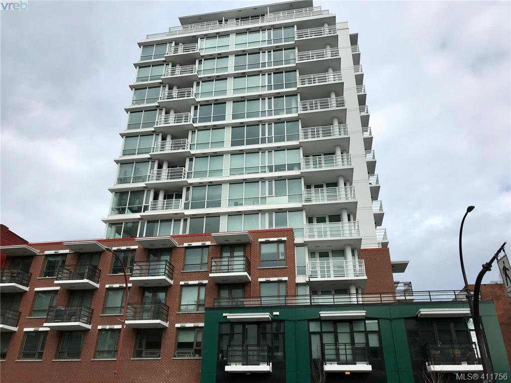 Photo 1: Photos: 501 834 Johnson St in VICTORIA: Vi Downtown Condo for sale (Victoria)  : MLS®# 816352