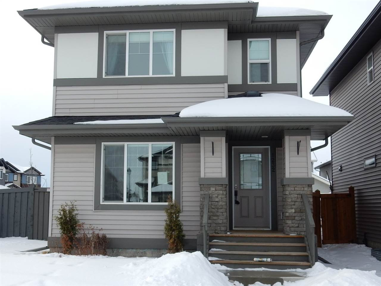 Main Photo: 1232 177 Street in Edmonton: Zone 56 House for sale : MLS®# E4191635