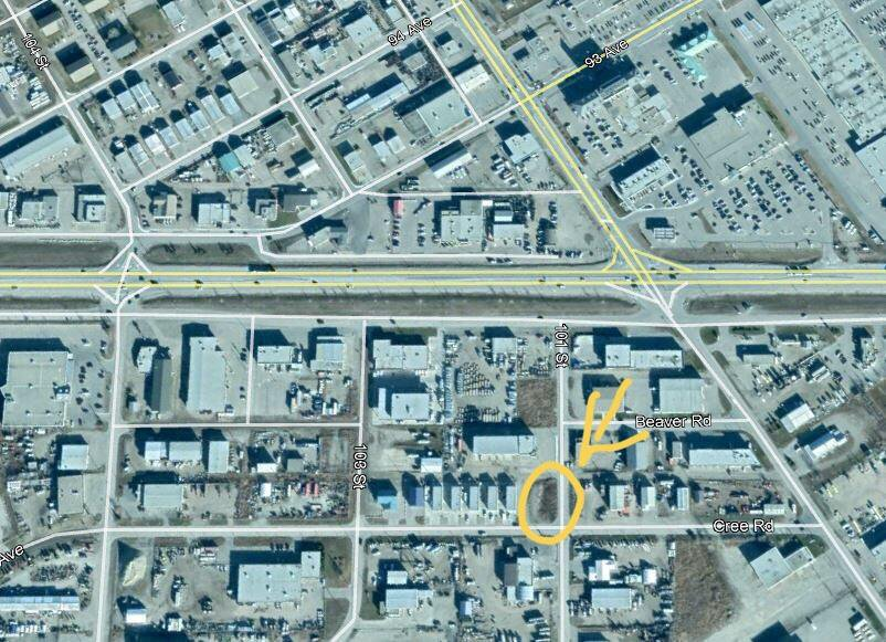 Main Photo: 10104 CREE Road in Fort St. John: Fort St. John - City SW Land Commercial for sale (Fort St. John (Zone 60))  : MLS®# C8033430