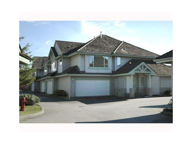 "Main Photo: 43 1255 RIVERSIDE Drive in Port Coquitlam: Riverwood Townhouse for sale in ""RIVERWOOD GREEN"" : MLS®# V901232"