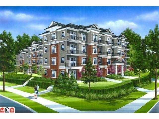 """Main Photo: 206 19530 65TH Avenue in Surrey: Clayton Condo for sale in """"The Willow Grand"""" (Cloverdale)  : MLS®# F1126547"""
