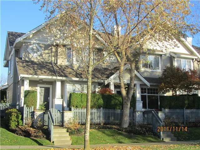 "Main Photo: #5 5988 BLANSHARD Drive in Richmond: Terra Nova Townhouse for sale in ""RIVIERA GARDENS"" : MLS®# V926727"