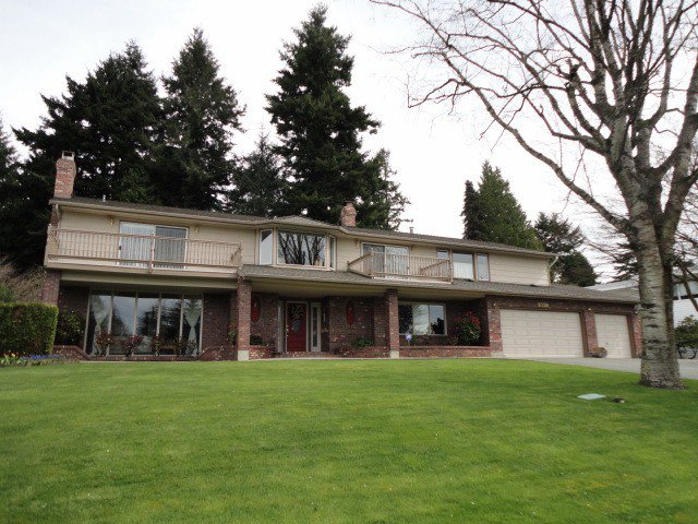 Main Photo: 6556 KEMPSON CR in Delta: Sunshine Hills Woods House for sale (N. Delta)  : MLS®# F1308208