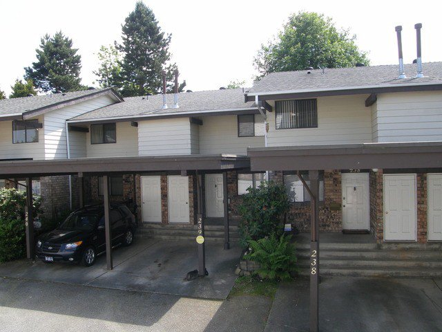 "Main Photo: 239 7447 140TH Street in Surrey: East Newton Townhouse for sale in ""Glencoe Estates"" : MLS®# F1406219"