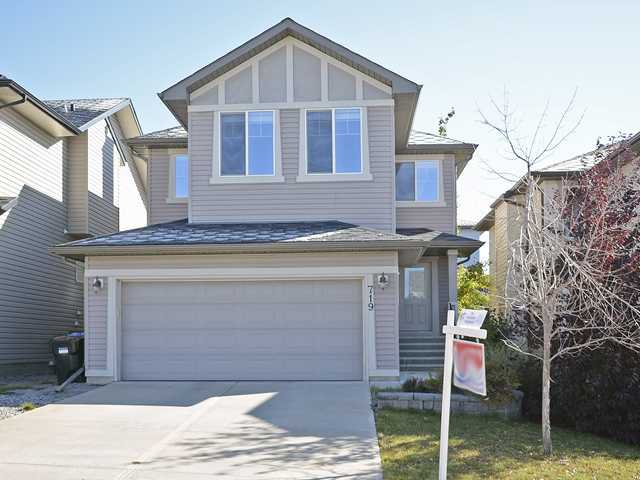 Main Photo: 719 Tuscany Drive NW in Calgary: Tuscany Residential Detached Single Family for sale : MLS®# C3643372