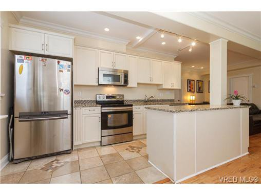 Main Photo: 1 1376 Pandora Ave in VICTORIA: Vi Fernwood Condo for sale (Victoria)  : MLS®# 687224