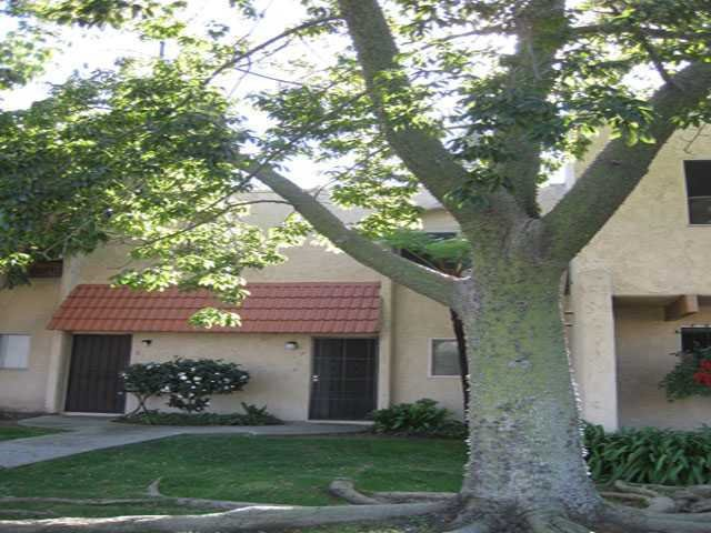 Main Photo: COLLEGE GROVE Townhome for rent : 3 bedrooms : 6871 Alvarado Road #5 in San Diego
