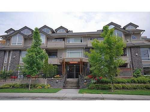 Main Photo: 103 3150 VINCENT Street in Port Coquitlam: Glenwood PQ Home for sale ()  : MLS®# V971164