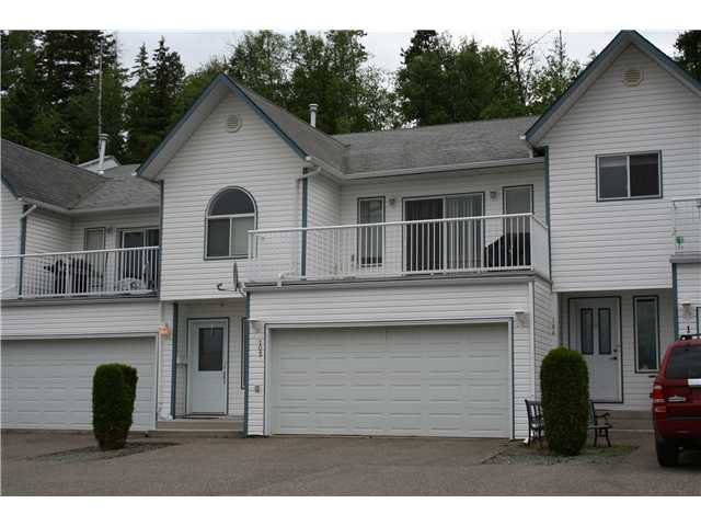Main Photo: 105 6855 DOMANO Boulevard in Prince George: Lower College Townhouse for sale (PG City South (Zone 74))  : MLS®# N245737