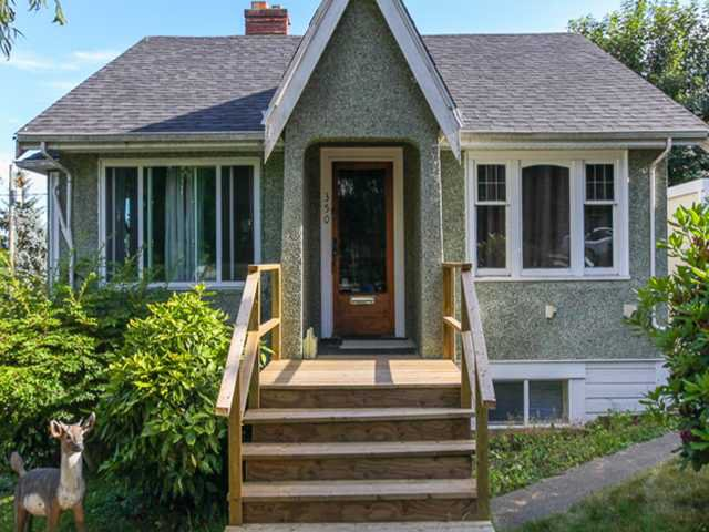 """Main Photo: 350 SHERBROOKE Street in New Westminster: Sapperton House for sale in """"Sapperton"""" : MLS®# V1129406"""