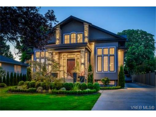 Main Photo: 2162 Neil Street in VICTORIA: OB Henderson Single Family Detached for sale (Oak Bay)  : MLS®# 353542
