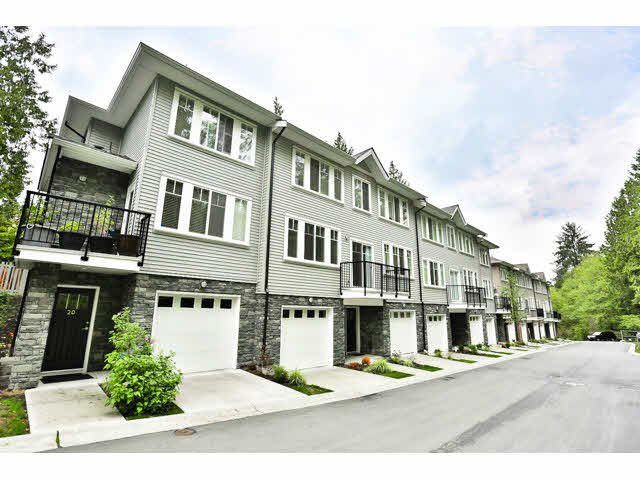 "Main Photo: 21 13864 HYLAND Road in Surrey: East Newton Townhouse for sale in ""TEO"" : MLS®# F1450968"