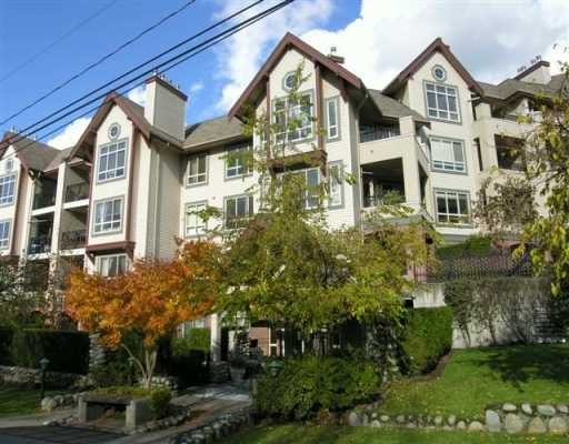 """Main Photo: 150 W 22ND Street in North Vancouver: Central Lonsdale Condo for sale in """"THE SIERRA"""" : MLS®# V620269"""