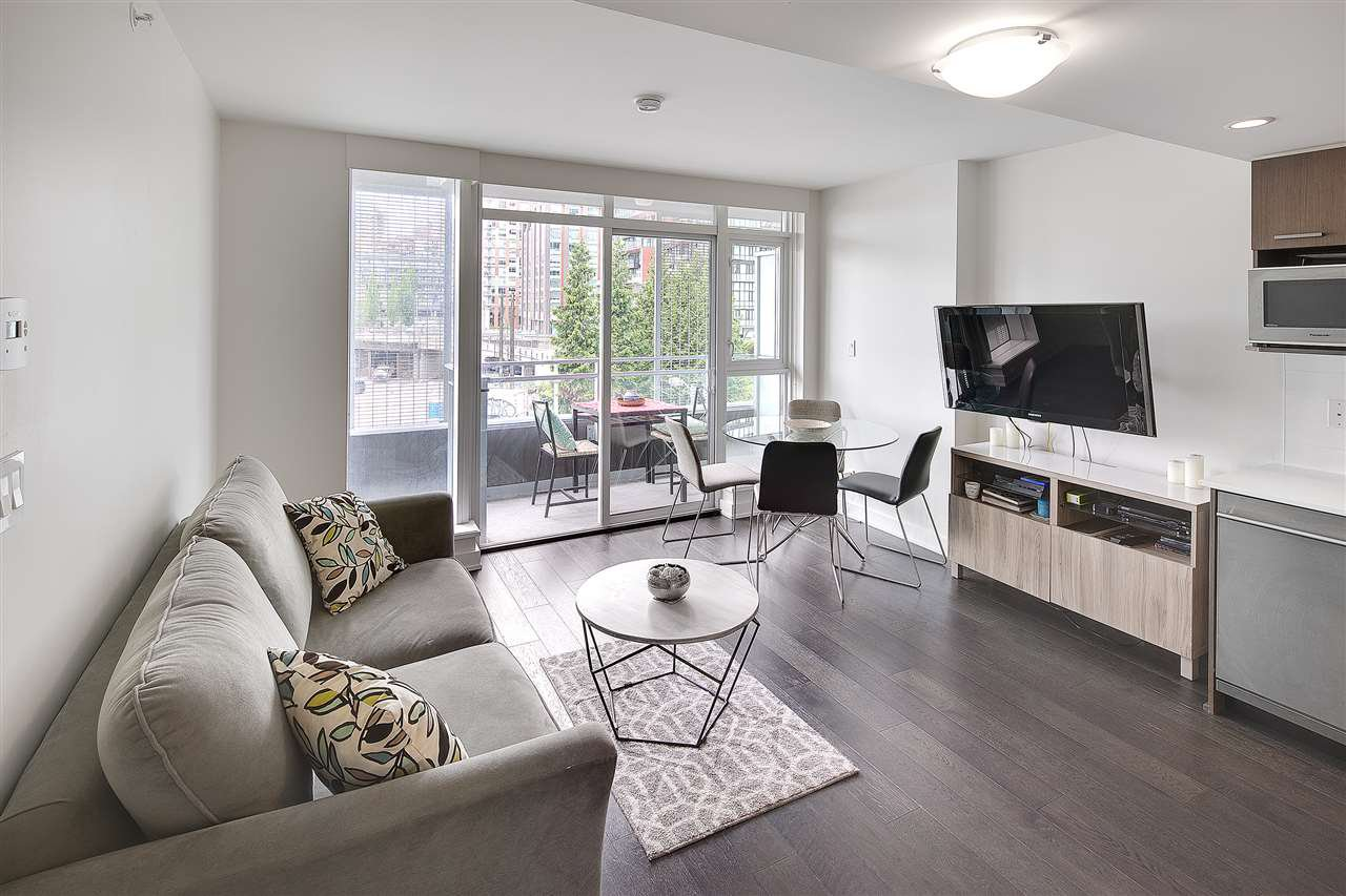 "Main Photo: 609 1372 SEYMOUR Street in Vancouver: Downtown VW Condo for sale in ""THE MARK"" (Vancouver West)  : MLS®# R2091913"