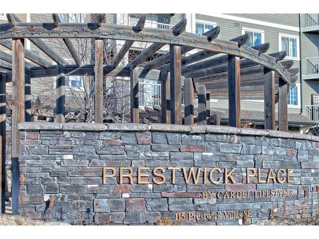 #3407 115 Prestwick Place SW
