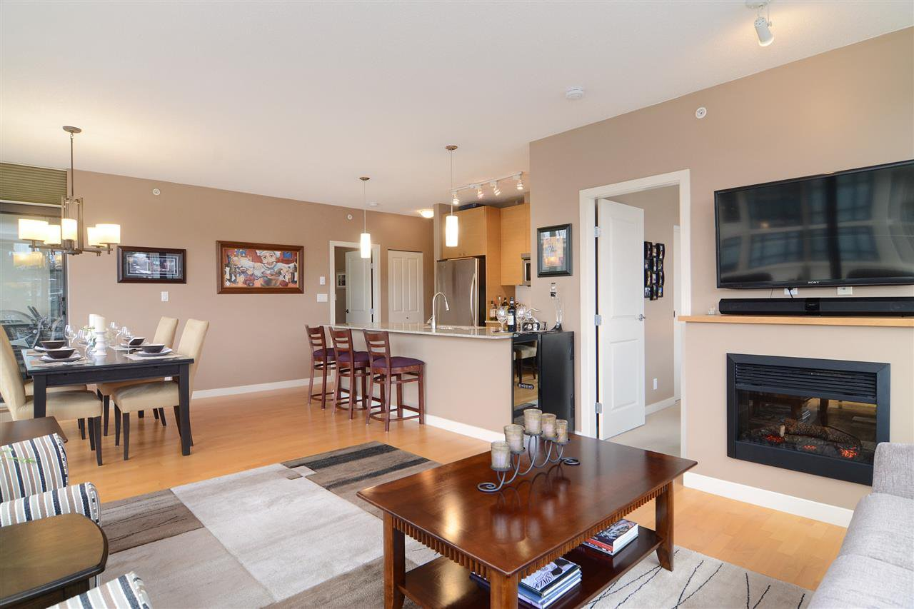 Main Photo: 702 110 BREW Street in Port Moody: Port Moody Centre Condo for sale : MLS®# R2138853
