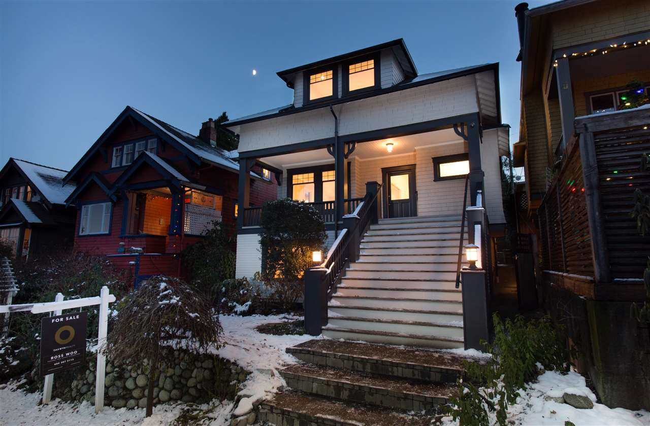Photo 20: Photos: 3768 W 12TH Avenue in Vancouver: Point Grey House for sale (Vancouver West)  : MLS®# R2152288