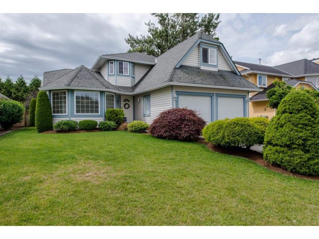 Main Photo: 45246 JASPER Drive in Sardis: Sardis West Vedder Rd House for sale : MLS®# R2186661