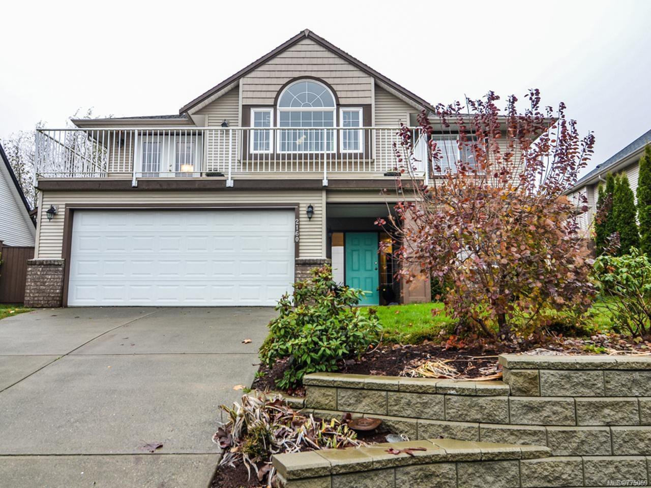 Main Photo: 2160 JOANNE DRIVE in CAMPBELL RIVER: CR Willow Point House for sale (Campbell River)  : MLS®# 775069