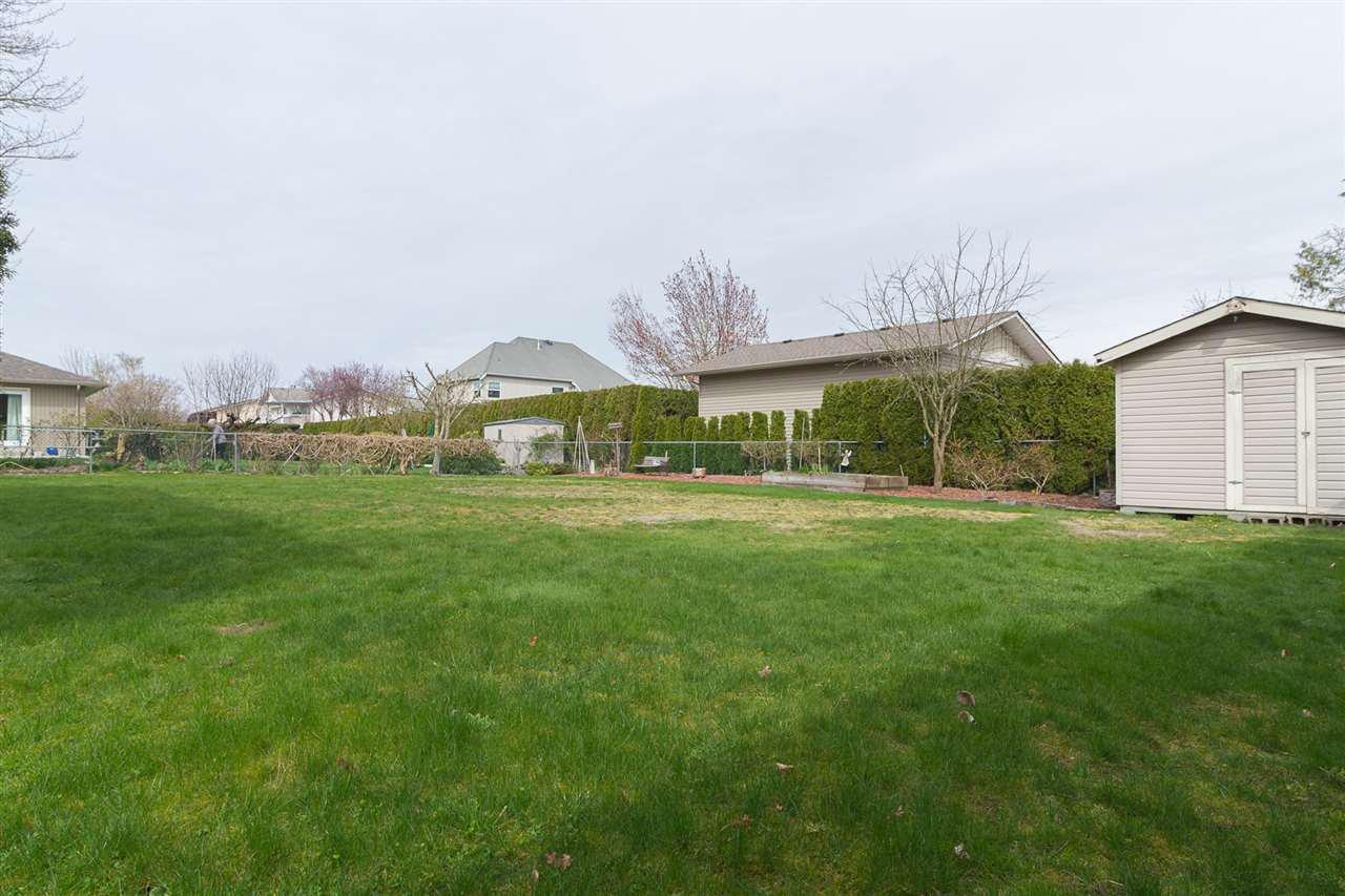 Photo 20: Photos: 46007 HIGGINSON Road in Sardis: Sardis East Vedder Rd House for sale : MLS®# R2252891