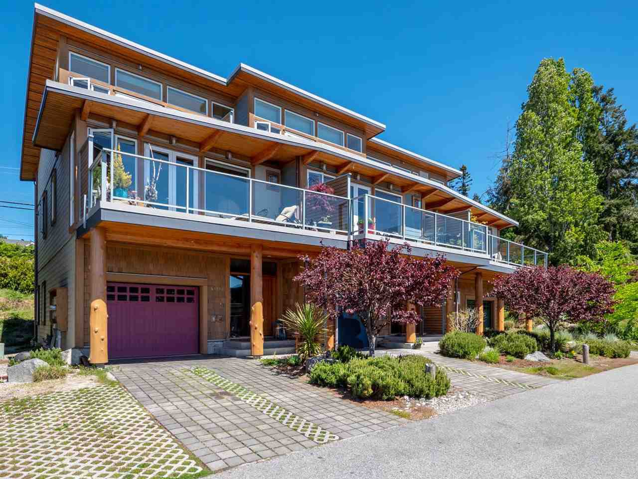 """Main Photo: 6494 EMBER Place in Sechelt: Sechelt District Townhouse for sale in """"The Second Wave -Wakefield Beach"""" (Sunshine Coast)  : MLS®# R2267735"""