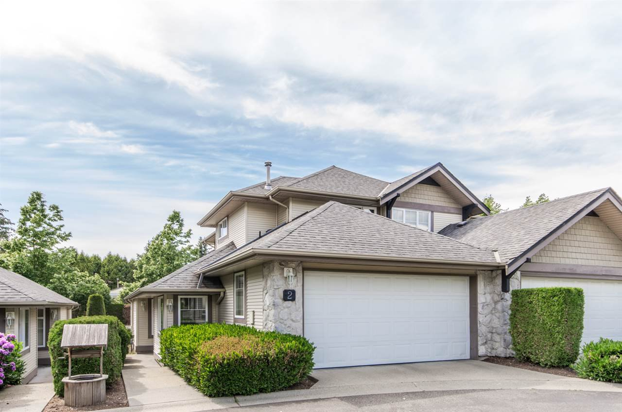 Duplex Style / 2 Story with attached double garage
