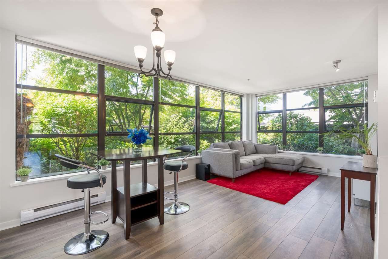 Main Photo: 301 306 SIXTH Street in New Westminster: Uptown NW Condo for sale : MLS®# R2290004