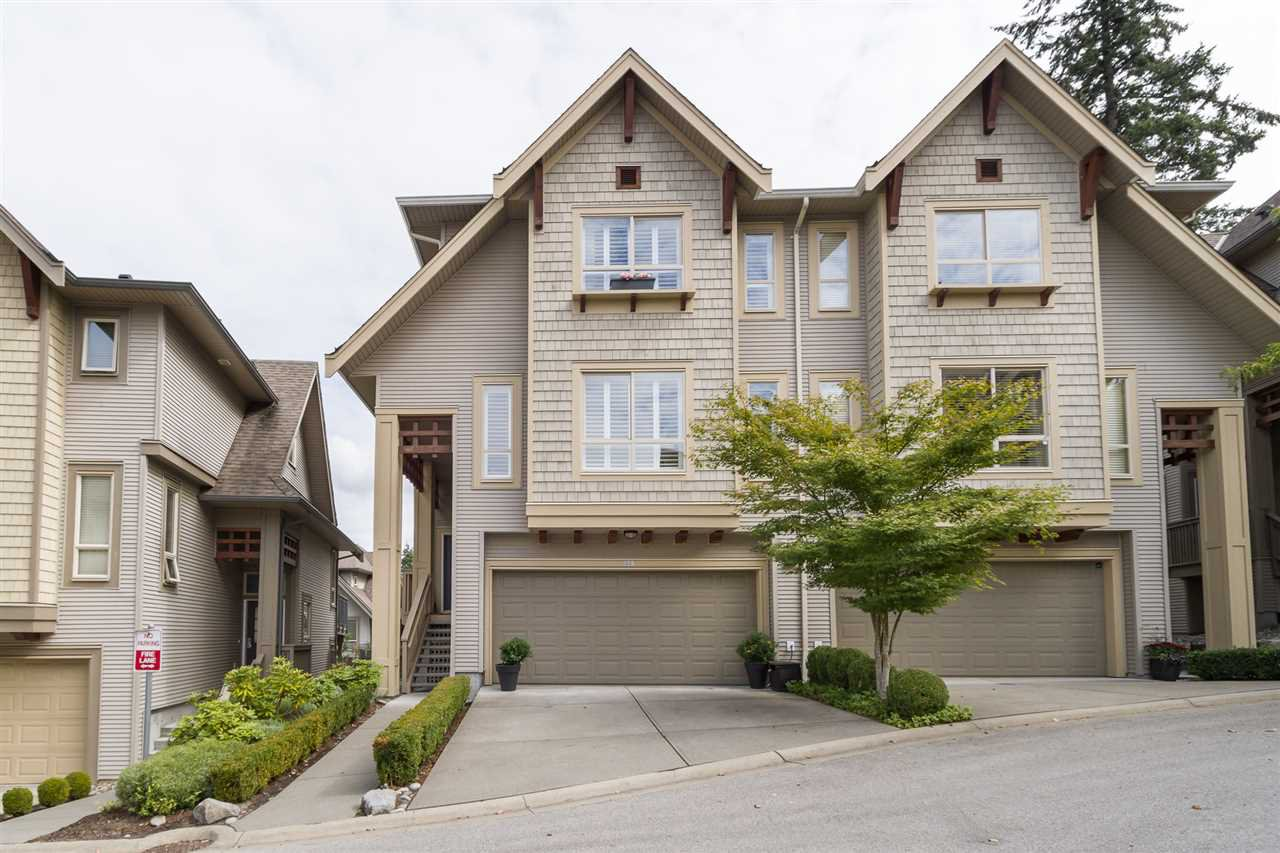 "Main Photo: 129 2738 158 Street in Surrey: Grandview Surrey Townhouse for sale in ""CATHEDRAL GROVE"" (South Surrey White Rock)  : MLS®# R2306051"