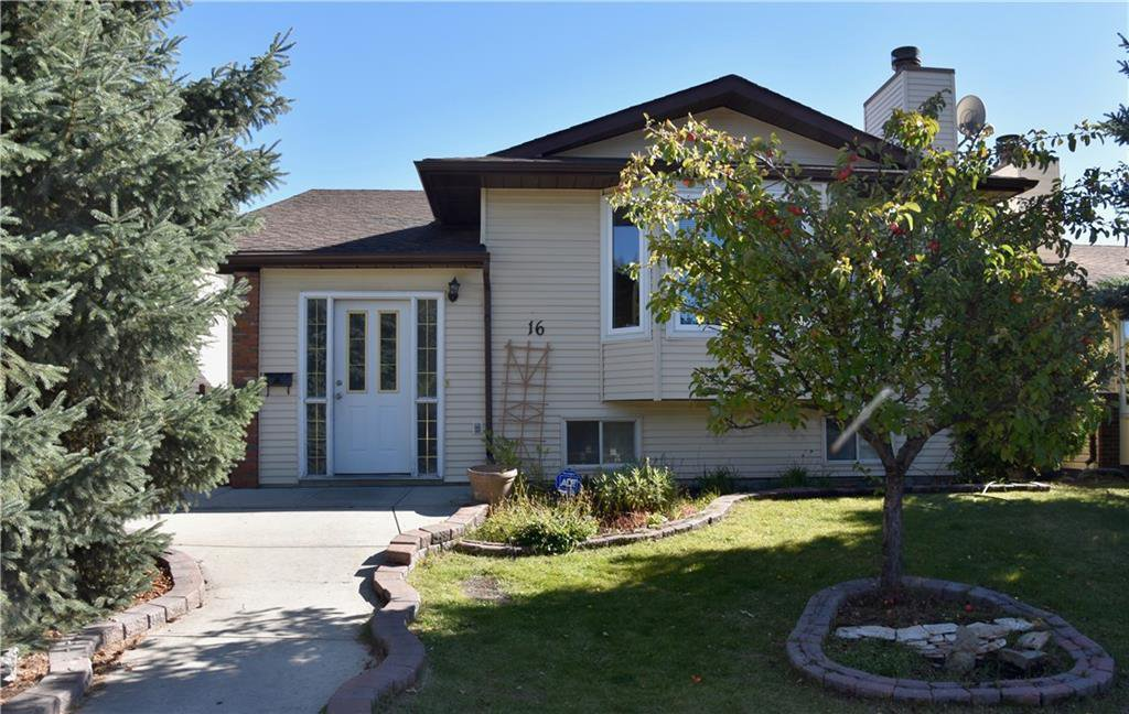 Main Photo: 16 CASTLEGROVE Place NE in Calgary: Castleridge Detached for sale : MLS®# C4208662