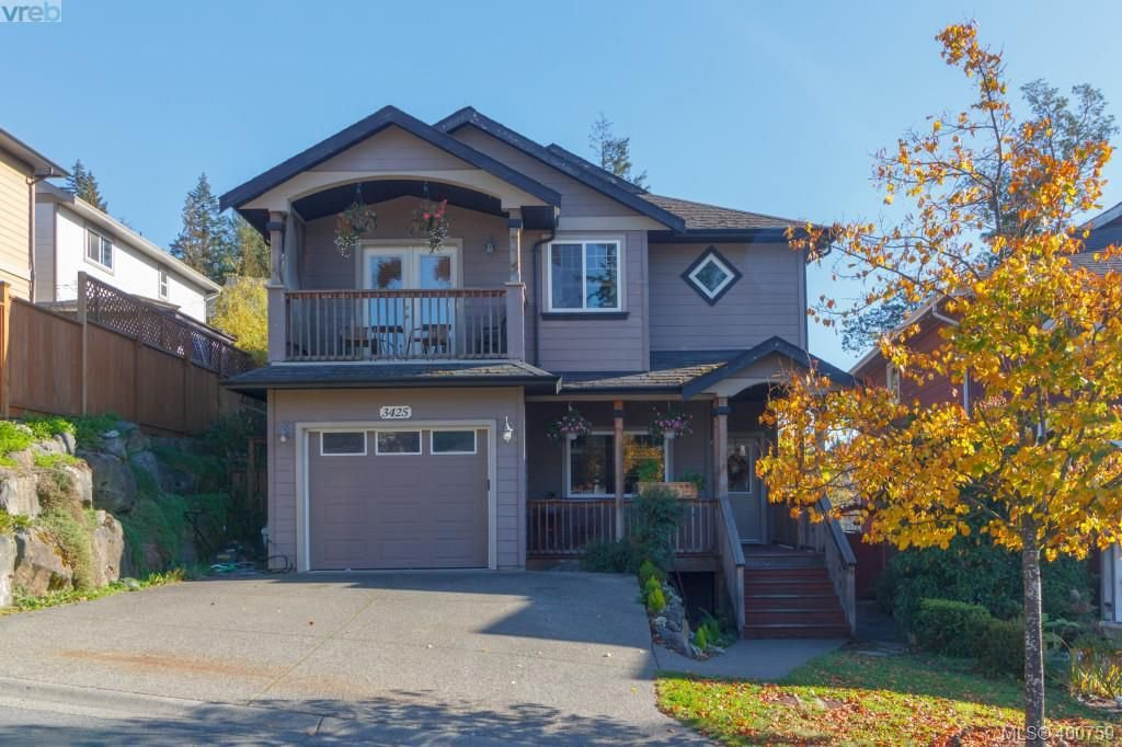 Main Photo: 3425 Turnstone Drive in VICTORIA: La Happy Valley Single Family Detached for sale (Langford)  : MLS®# 400759