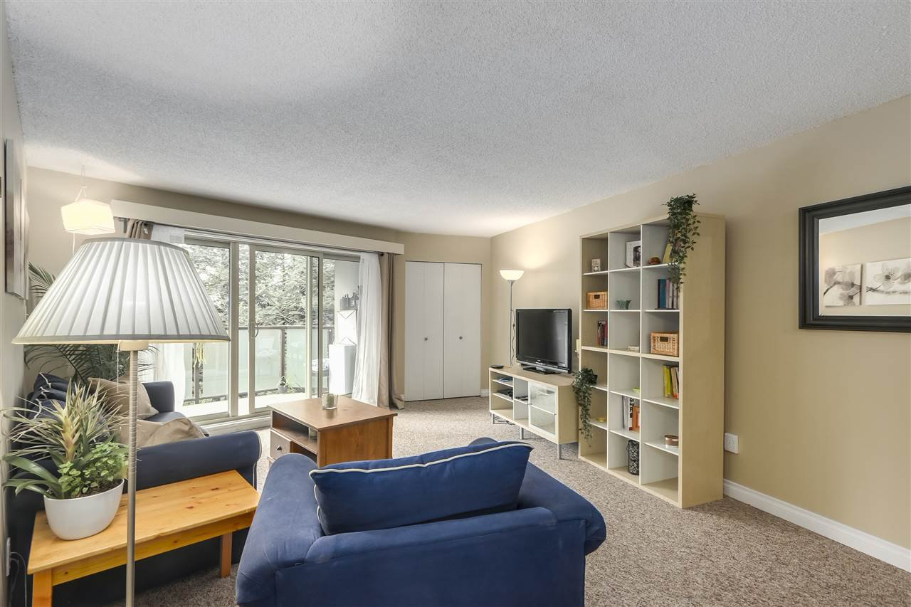 """Main Photo: 209 4363 HALIFAX Street in Burnaby: Brentwood Park Condo for sale in """"Brent Gardens"""" (Burnaby North)  : MLS®# R2337293"""