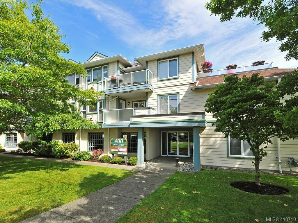 Main Photo: 209 400 Dupplin Road in VICTORIA: SW Rudd Park Condo Apartment for sale (Saanich West)  : MLS®# 410710