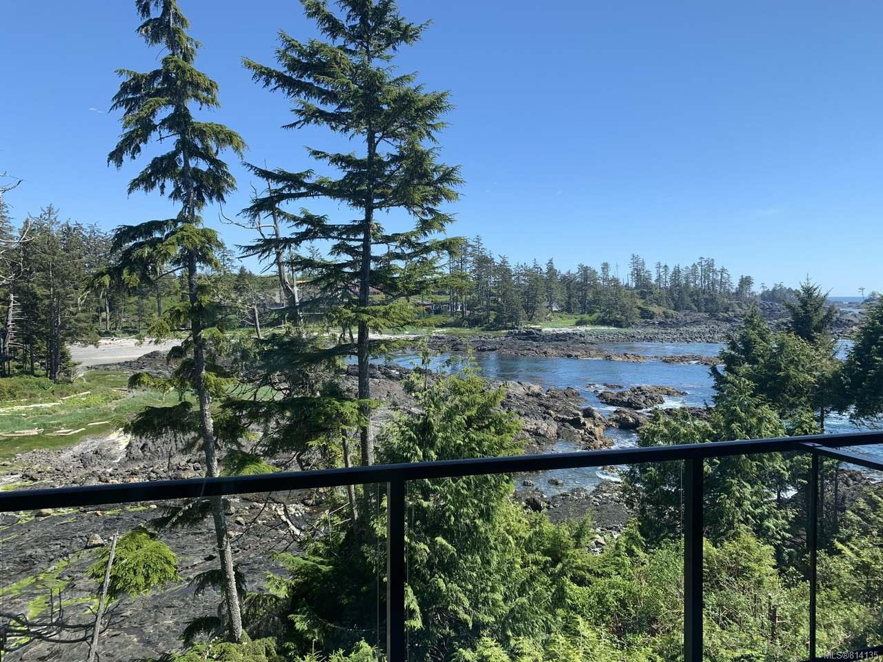 Main Photo: 306 596 Marine Dr in UCLUELET: PA Ucluelet Condo for sale (Port Alberni)  : MLS®# 814135