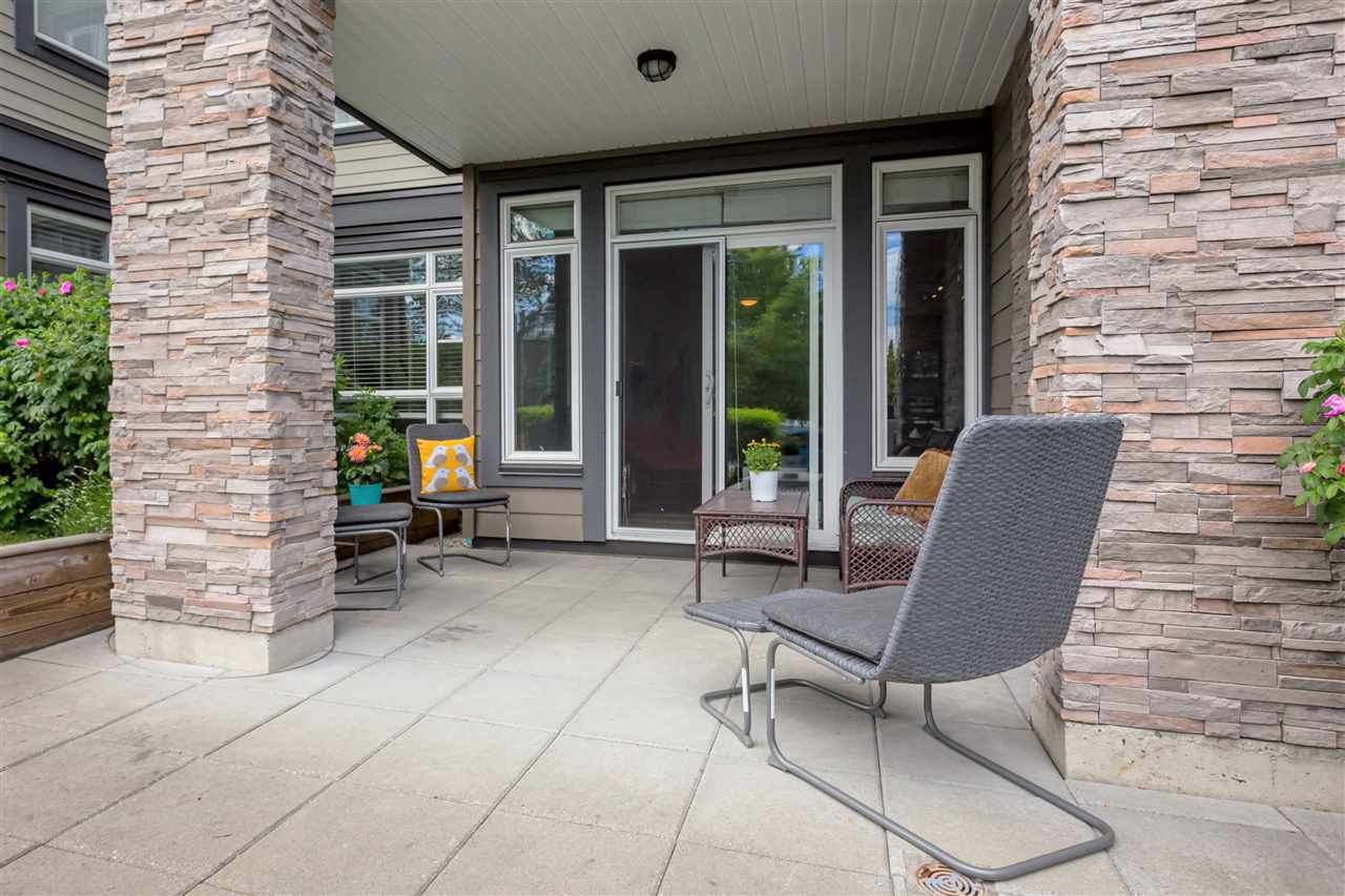 """Photo 17: Photos: 115 12075 EDGE Street in Maple Ridge: East Central Condo for sale in """"The Edge"""" : MLS®# R2372794"""