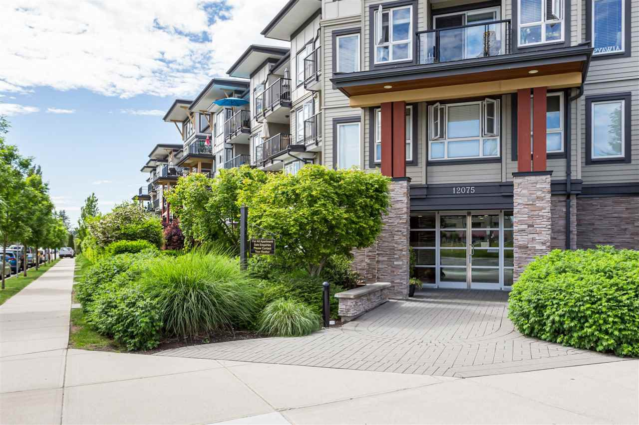 """Photo 2: Photos: 115 12075 EDGE Street in Maple Ridge: East Central Condo for sale in """"The Edge"""" : MLS®# R2372794"""
