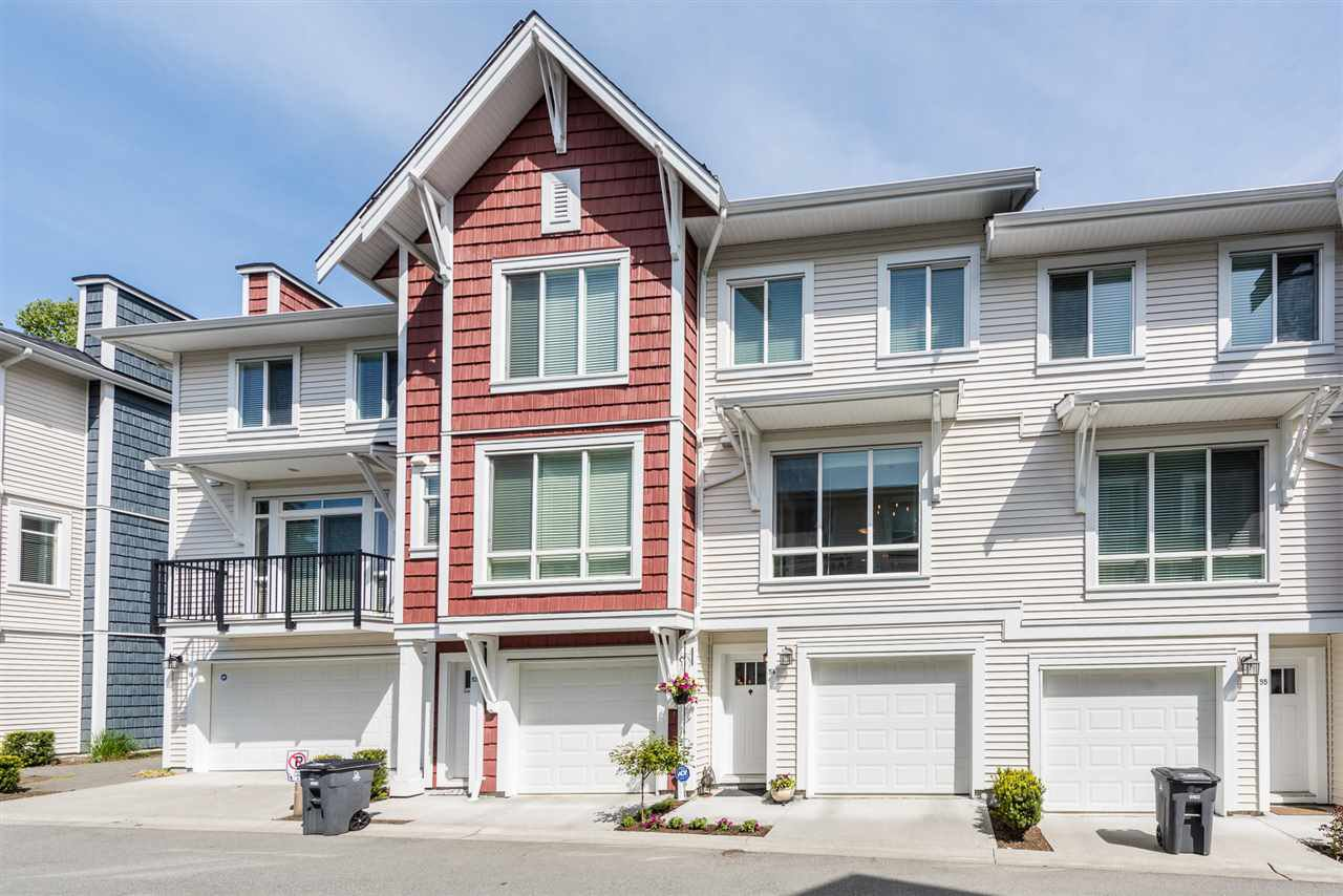"Main Photo: 54 3039 156 Street in Surrey: Grandview Surrey Townhouse for sale in ""Niche"" (South Surrey White Rock)  : MLS®# R2379107"
