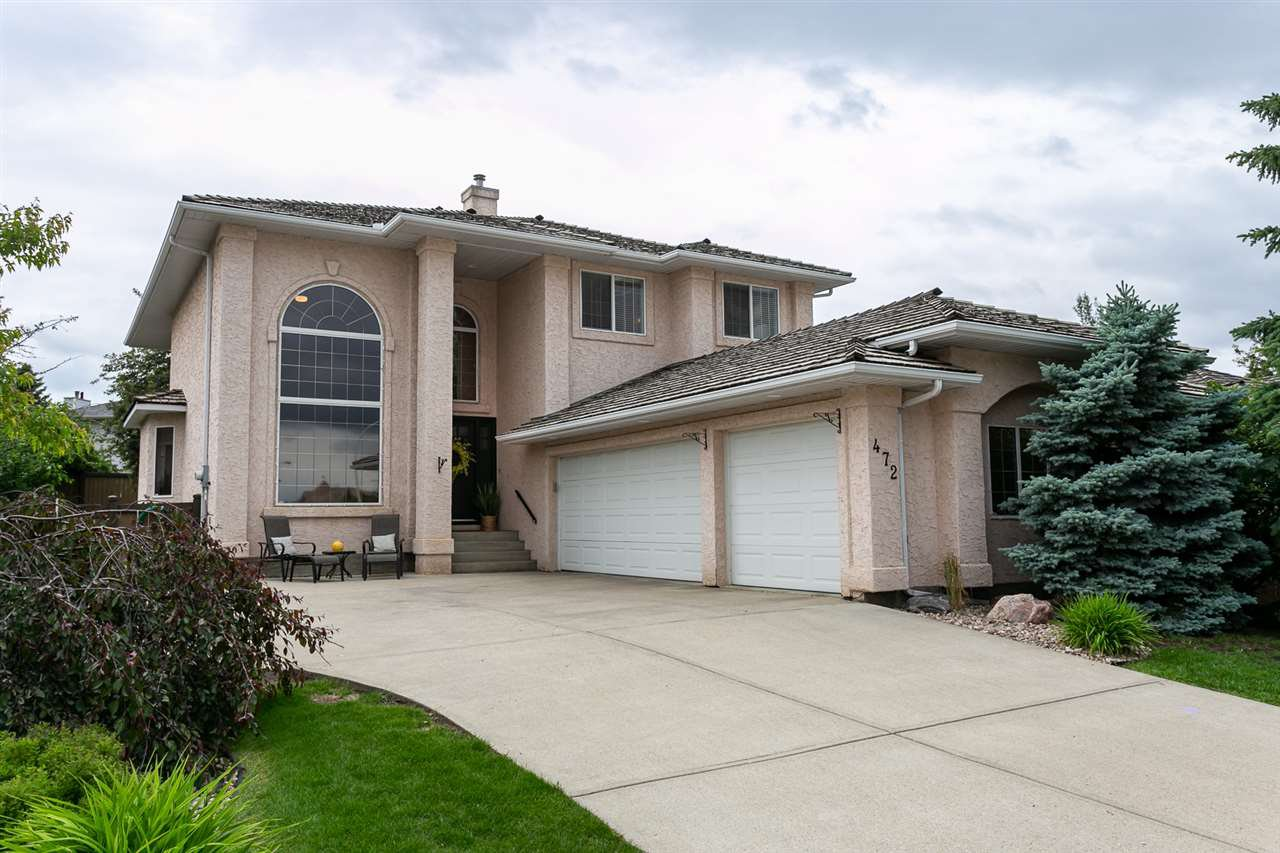 Main Photo: 472 BUTCHART Drive in Edmonton: Zone 14 House for sale : MLS®# E4162981