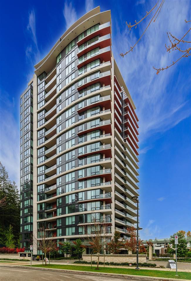 Main Photo: 1501 5628 BIRNEY Avenue in Vancouver: University VW Condo for sale (Vancouver West)  : MLS®# R2383183
