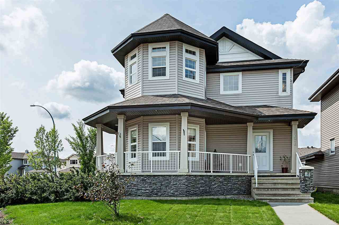 Main Photo: 676 CRIMSON Drive: Sherwood Park House for sale : MLS®# E4164544