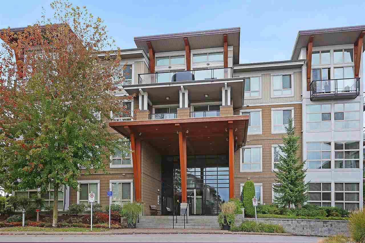 "Main Photo: 109 6628 120TH Street in Surrey: West Newton Condo for sale in ""Salus"" : MLS®# R2406198"