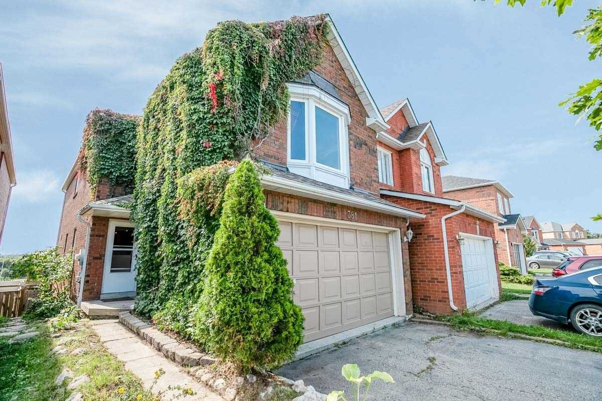 Main Photo: 381 Jay Crescent: Orangeville House (2-Storey) for sale : MLS®# W4582519
